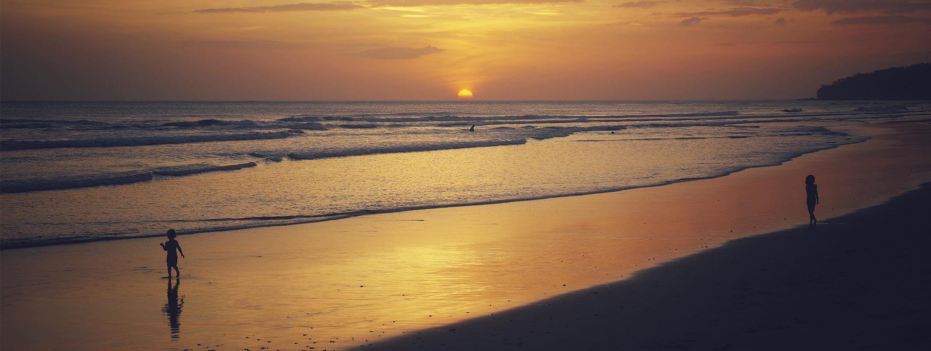 The Land of Beautiful Beaches